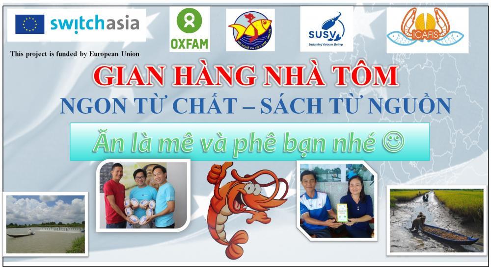 GIAN HÀNG NHÀ TÔM - ONLINE SHRIMP SHOP